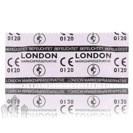 London kondoomid
