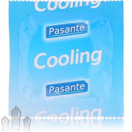 Pasante Cooling kondoomid