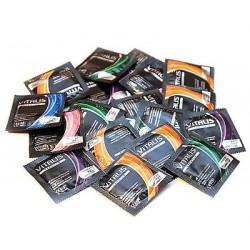 Vitalis kondoomide komplekt 100 tk.