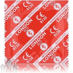 London Red kondoom