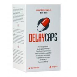 DelayCaps 60 - toidulisand meestele ejakulatsiooni edasilükkamiseks