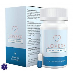 Lovexx Performance vitamiinid meestele erektsioon