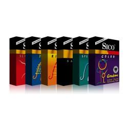SICO kondoomide komplekt 100 tk